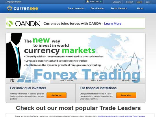 Currensee forex