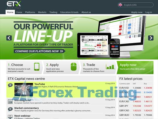 Forex dealers in canada