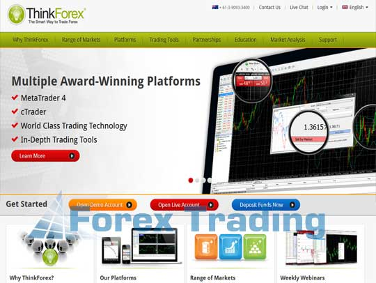 What is the best forex broker in australia