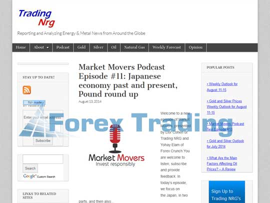Forex trading sites list