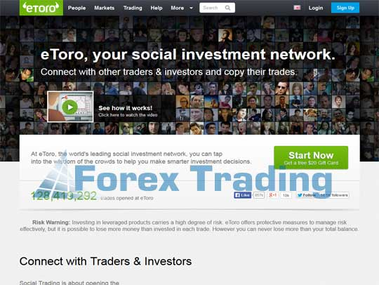Etoro Are The Forex