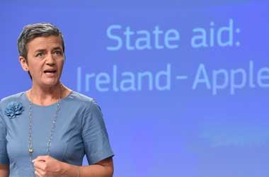 Margrethe Vestager: Ireland/Apple Taxes